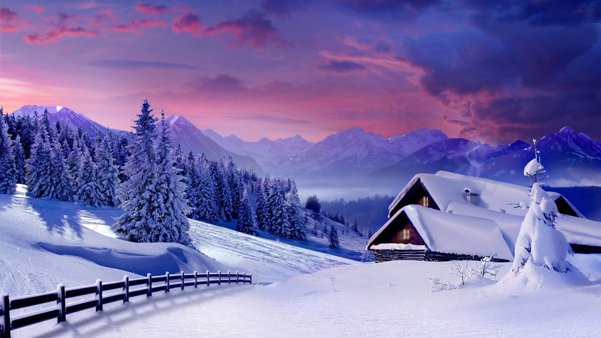 house-in-snowy-mountains-fond_ecran_hd_neige